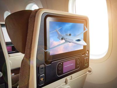 Innovationen für die Flugzeuginnenausstattung