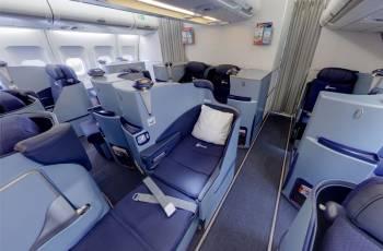 Die Neue Business Class von Air Berlin
