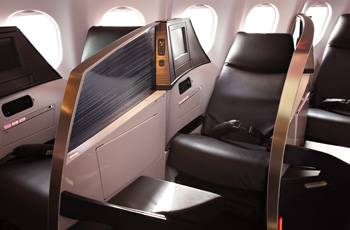 "Virgin Atlantic Airways: Die neue Business Class ""New Upper Class Suite"""