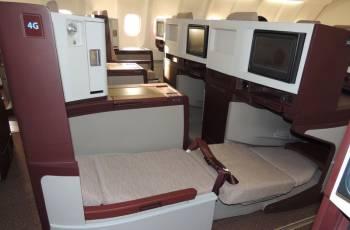 Jet Airways - Business Class im A330-300